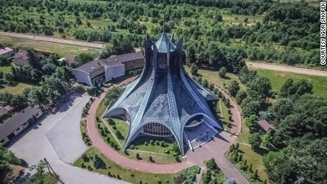 Uncovered: The hidden history of Poland's radical post-war churches