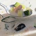 Kremet-Fiskesuppe