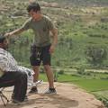 Nomad Barber Hampi India