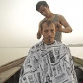 Nomad Barber Varanasi india