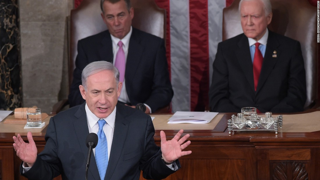 The leader of the House Republicans invited a foreign head of government, Israeli's Prime Minister Benjamin Netanyahu, to address a joint meeting of Congress without consulting Obama. Critics say the 2015 address was an unprecedented snub of a sitting President.