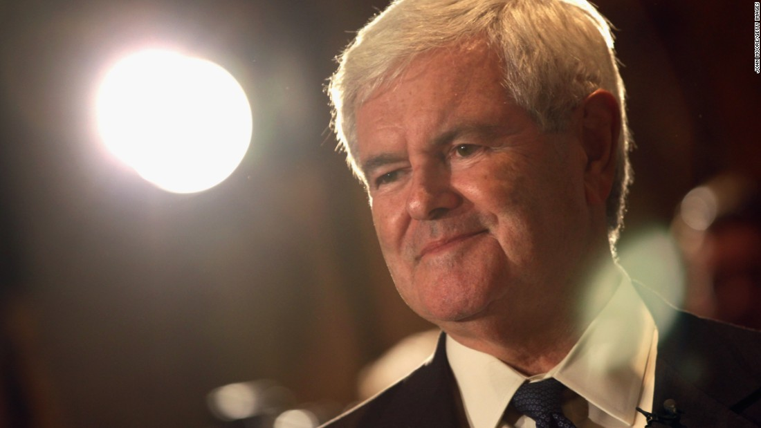 "Newt Gingrich, a former Republican Speaker of the House, said in 2010 that President Obama pretended to be normal but was engaged in ""Kenyan, anti-colonial behavior."" Later, Gingrich would call Obama the ""food-stamp"" president."