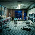 nix gerber the city apocalyptic laundromat
