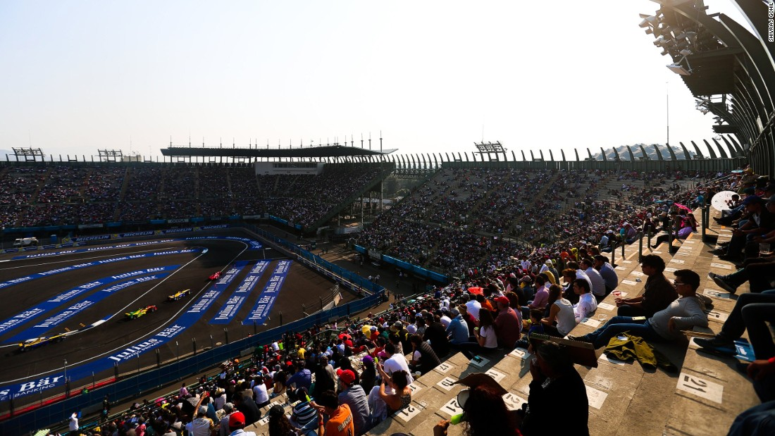 The Mexico ePrix was an addition to Formula E calendar this year with the Autodromo Hernandez Rodriguez hosting the event. Di Grassi was disqualified at the inaugural ePrix for driving a car that was under the permitted weight.