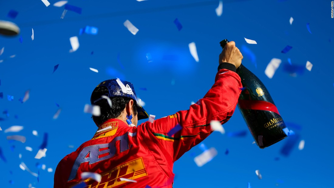 "The spoils to the victor -- Will di Grassi walk off with the world title in London? ""I have a feeling that he will do it,"" Gohil says. ""The latter half of the season has belonged to him, I feel."""