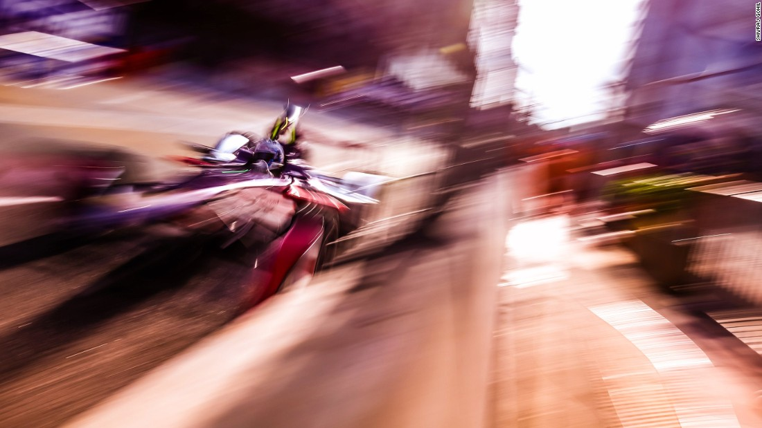 Photographer Shivraj Gohil has been following every twist and turn of the Formula E season.