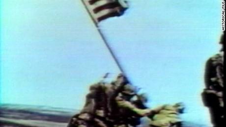 iwo jima photo flag raiser marine jnd orig starr vstop lklv_00000000