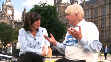 amanpour stanley johnson intv following brexit vote