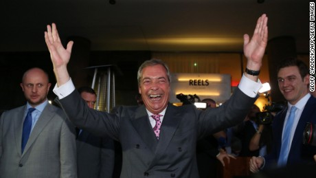 Nigel Farage: This will be a victory for real people