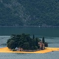 christo floating piers 1