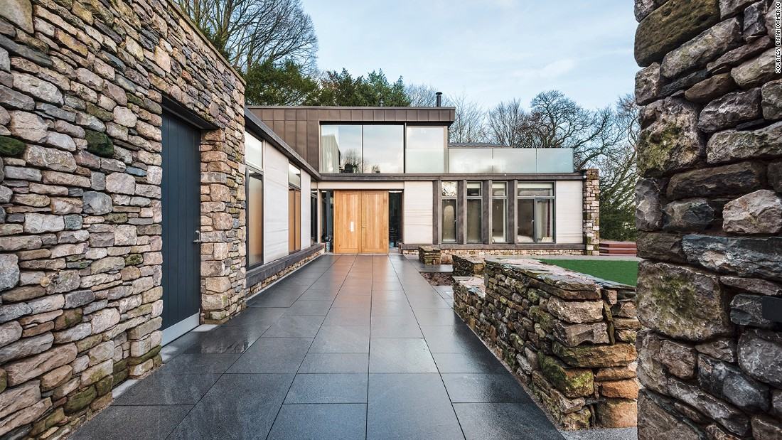 Private House in Cumbria, England (Bennetts Associates)