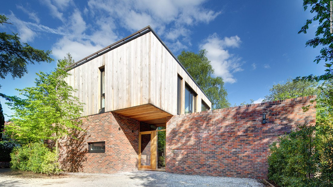 Private House 1109 in Cheshire, England (GA Studio Architects)