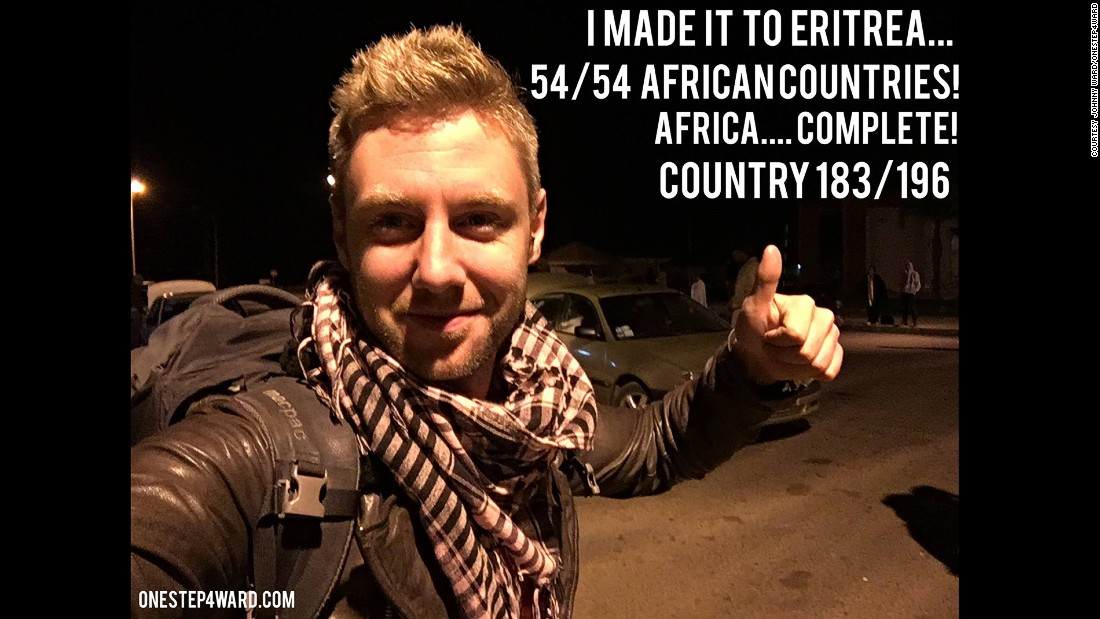 Onestep4ward blog's founder Johnny Ward is one of the few travel bloggers in the world claiming to have earned more than a million dollars through blogging.