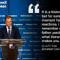 Quote graphic EU Donald Tusk