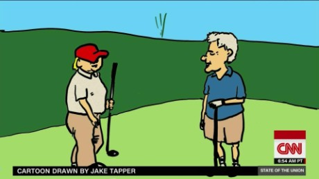 State of the Cartoonion: Golf with Donald Trump_00004323