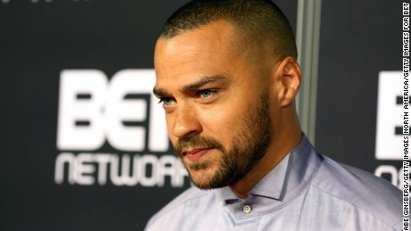 LAS VEGAS, NV - JULY 19:  Actor Jesse Williams attends The Players' Awards presented by BET at the Rio Hotel & Casino on July 19, 2015 in Las Vegas, Nevada.