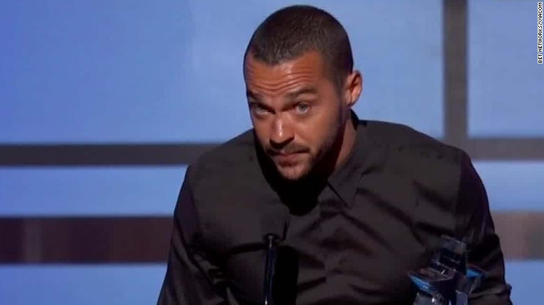 jesse williams bet black lives matter cnnmoney_00002225