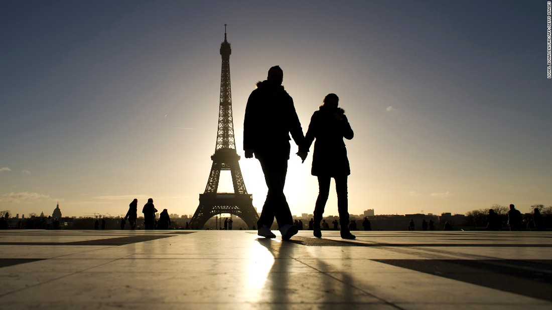 Despite last year's terrorist attacks, Paris came in second place in the U.S. News rankings.