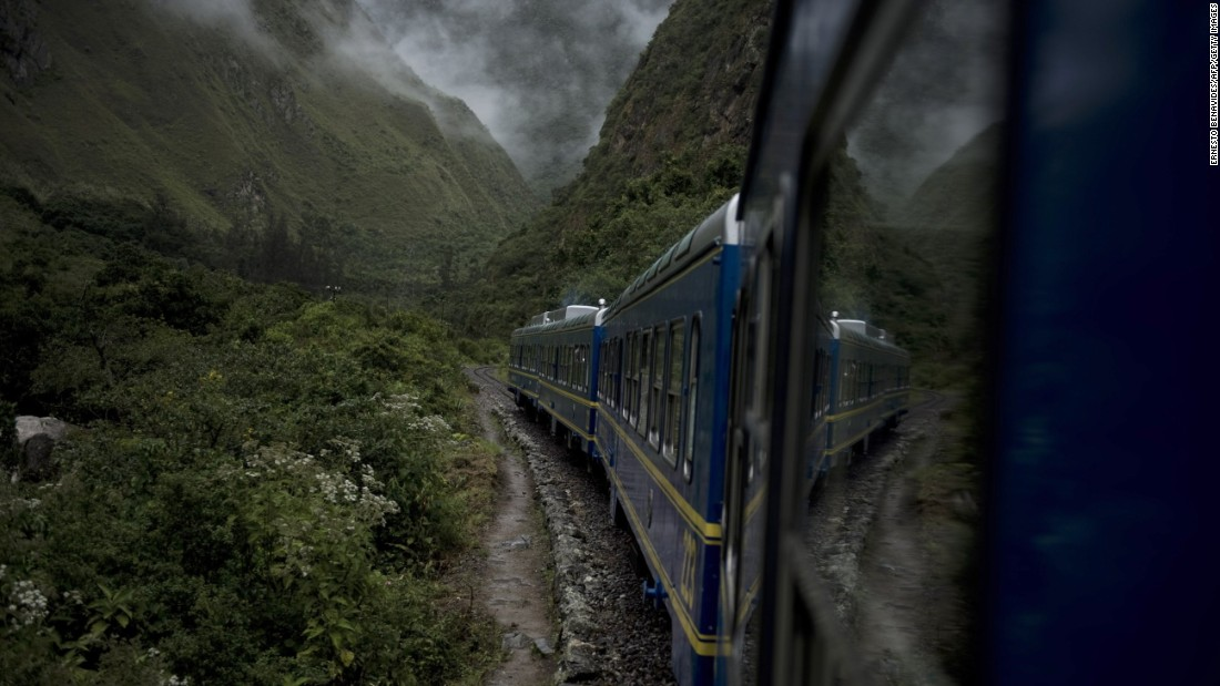 Sixth place Cusco, Peru is the starting point for those making the journey to Machu Picchu, the 15th century city located about 8,000 feet above sea level. Many people take a train to get to the stunning archaeological site.