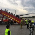 singapore airlines plane fire 7