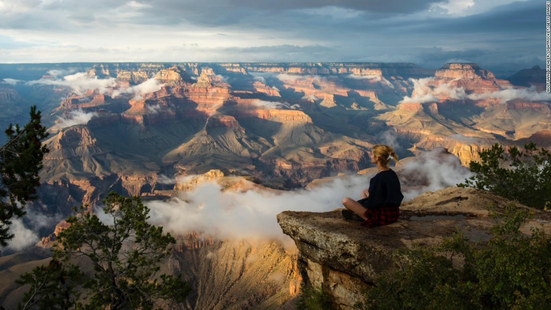 "Grand Canyon National Park is the second most popular national park in the United State, <a href=""http://www.cnn.com/2016/02/17/travel/national-park-service-record-visits-2015-feat/"">with 5.5 million visitors in 2015.</a>"