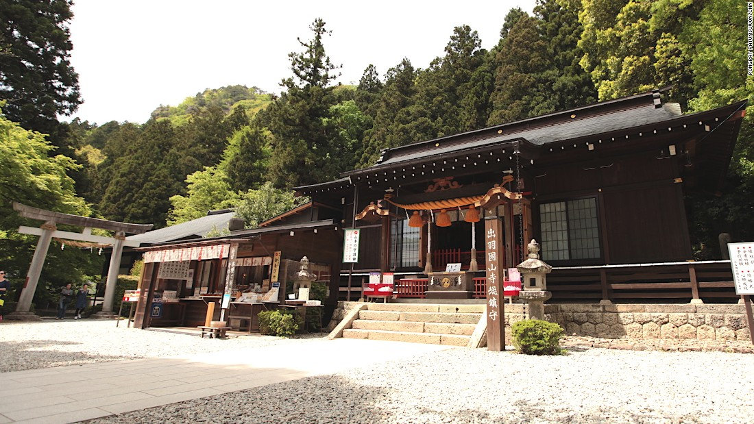 Yamadera Temple was founded in AD 860 to oversee the northern Tohoku region's Tendai Buddhism sect.