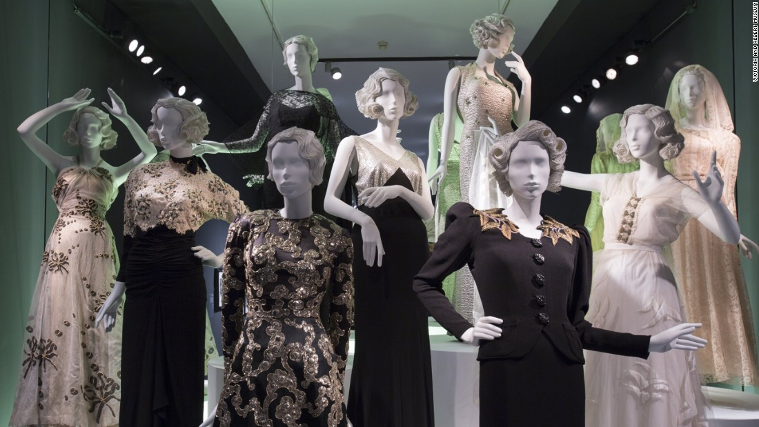 Installation image of <em>Horst - Photographer of Style</em>, at the V&A, 2015. The V&A's summer party has, not through intention, placed itself alongside the likes of the Met Gala, bringing the great of good from the world of arts and culture together to celebrate fashion in an curatorial context.