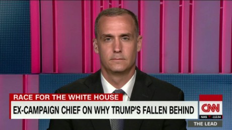 donald trump corey lewandowski response political elites tapper intv_00010104