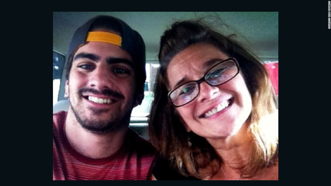 """My beautiful Mama and I. You have given and taught me love and strength,"" Nyle DiMarco wrote on his Instagram page along with this photo."