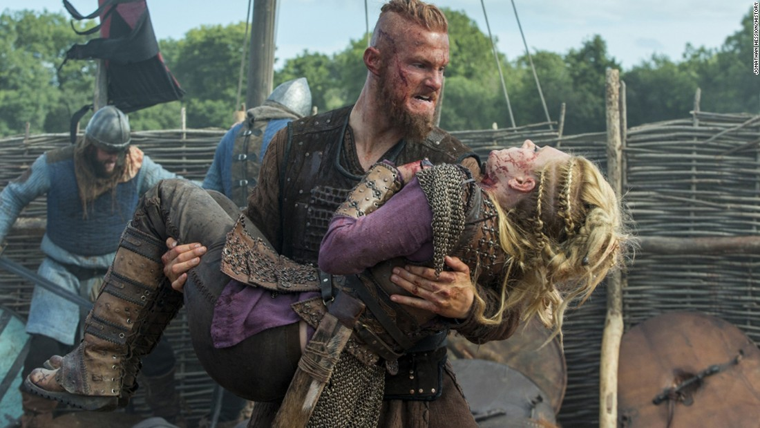 "<strong>""Vikings"" Season 4 </strong>: History has never been so exciting as in this Nordic drama adventure. <strong>(Amazon Prime) </strong>"