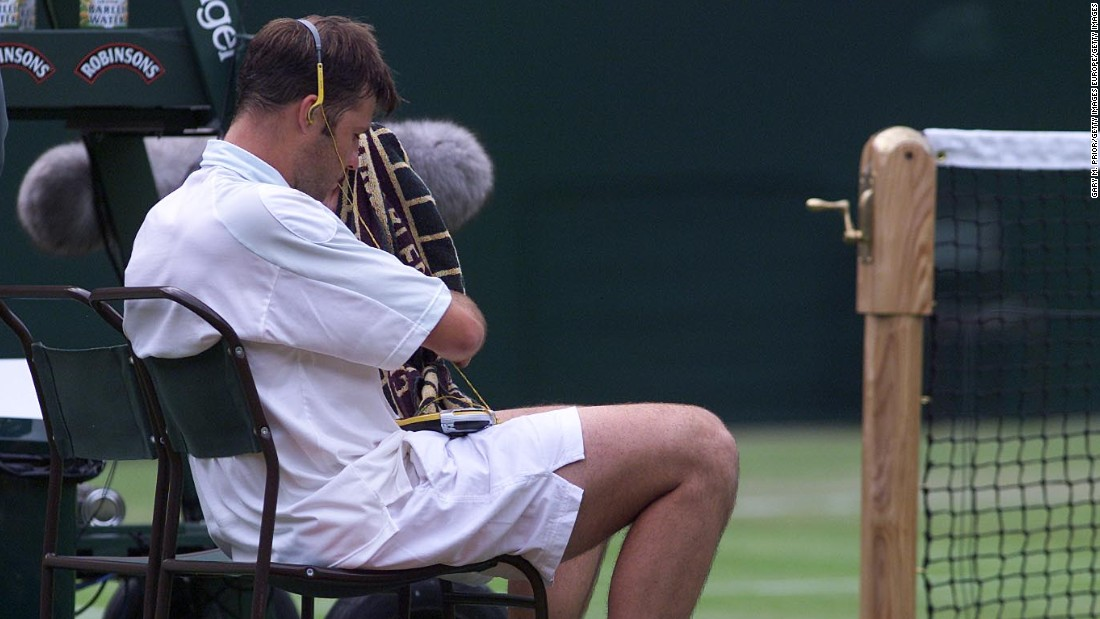 Willis is not the first Brit to stun the tennis world at Wimbledon. A comparable fairytale in 2001 saw Barry Cowan take to the court  against legendary Wimbledon champion Pete Sampras. Bravely battling back from two sets down to force a decider, Cowan may not have won, but his story will surely inspire a new hero at the All England Club.