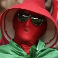 14 Euro 2016 Fan Faces