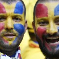 16 Euro 2016 Fan Faces