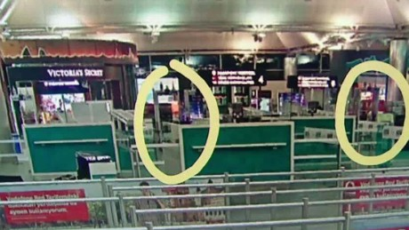 Look inside Istanbul airport rocked by attack
