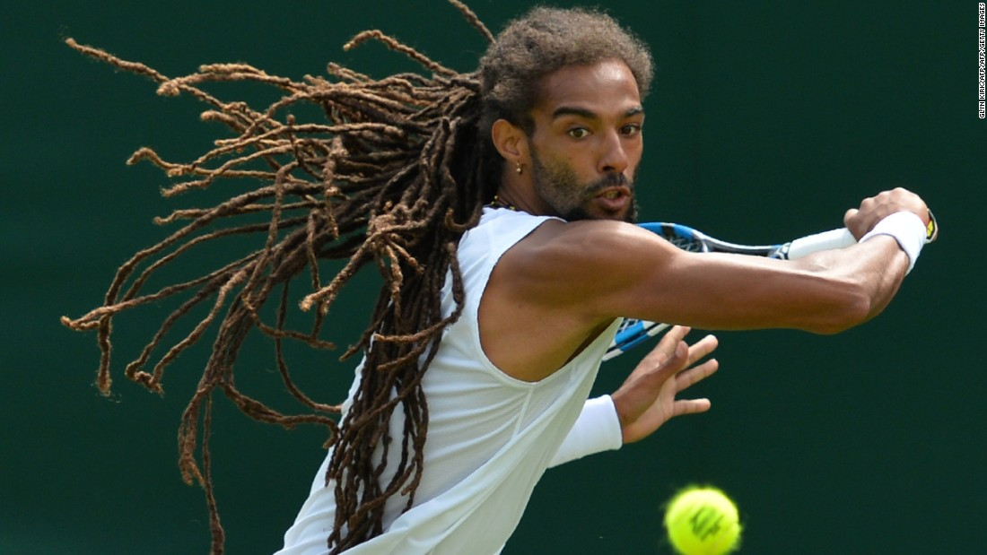 Kyrgios will play Dustin Brown in a second-round match that promises plenty of entertainment. The German wildcard, who shocked Rafael Nadal last year, delighted fans as he came from behind to beat Serbia's Dusan Lajovic in five sets.