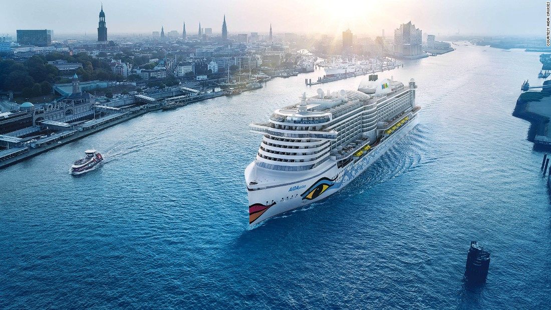 <strong>WiFi@Sea </strong>allows access to social media networks and services such as Skype. It's available on the AIDA Cruises fleet, as part of the Carnival Corporation.<strong><br />Cost: </strong>250 MB for €25 ($28), 500 MB for €39 ($44), 3,000MB for €99 ($112). There's a social media package at €4 per day ($4.50) or €19 ($21) per week.