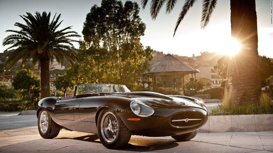 "British company Eagle has been customizing and revamping Jaguar E-Types for the last 30 years.  <br /><br />Their curvy Speedster, originally designed for an American client in search of something ""a bit special,"" took Eagle head Paul Brace and his team almost 4,000 hours to construct."