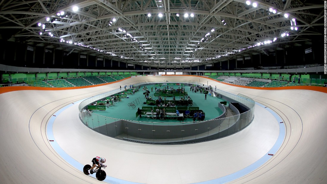 While Rio hasn't had too many problems with late venues, the velodrome was one of them. Track cycling's Olympic venue was finally handed over at the end of last week.<br />