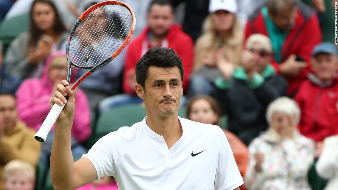 Elsewhere, Australia's Bernard Tomic was ultimately too strong for Fernando Verdasco. It did take him five sets, though, as the world No. 19 beat the former No. 7