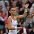 Radwanska against Kozlova wimbledon