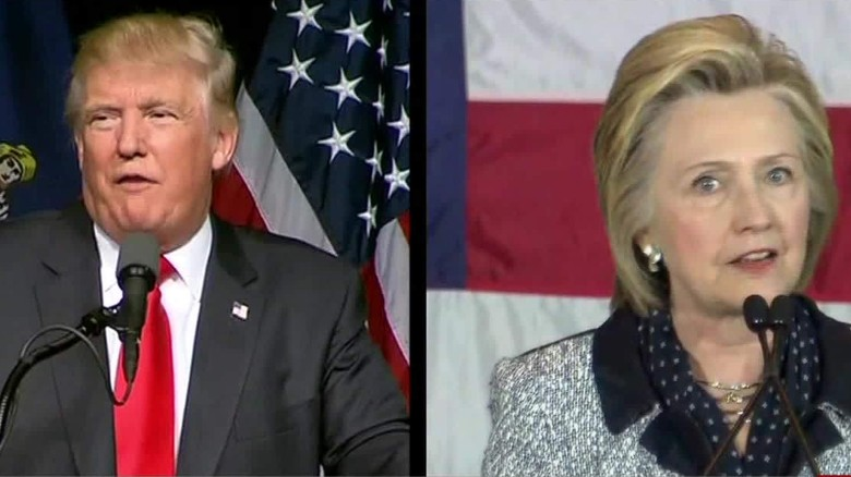 It's Trump vs. Clinton in the fight against terror