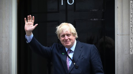 Boris Johnson: I will not stand for Prime Minister