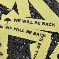 hong kong umbrella we will be back