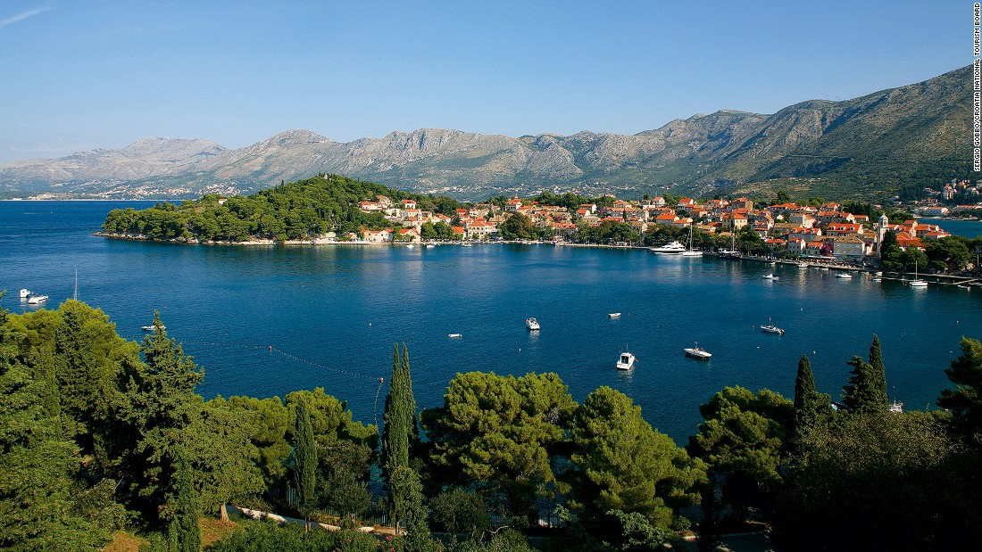 One scenic route is a 20-kilometer drive from Dubrovnik town center to Cavtat, a favorite resort destination for many including Russian billionaire Roman Abramovich.