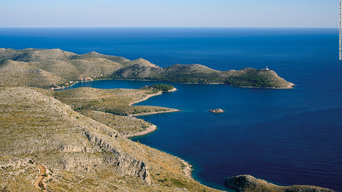 Lastovo Island boasts scenic bays and beaches, including the romantic Skrivena Luka (or hidden harbor).