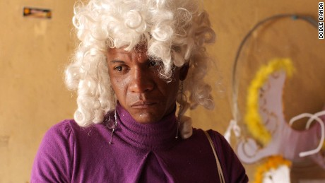 Tchinda Andrade: Cape Verde's transgender hero