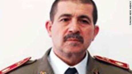 Maj. Col. Fathi Bayoudh