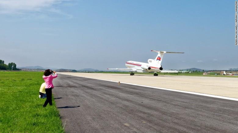 north korea s rare soviet airplanes 1 man s flight cnn com