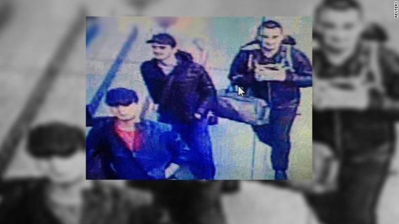Istanbul suspects apartment  ---------------  Nima Elbagir reports from a neighborhood where the Istanbul suspects are believed to have lived