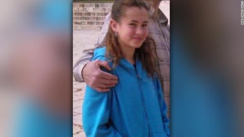 Israeli-American girl, 13, fatally stabbed in West Bank